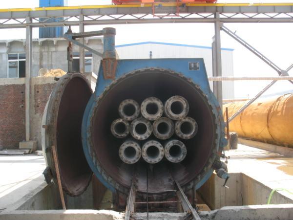蒸压釜的性能特点以及工作效率
