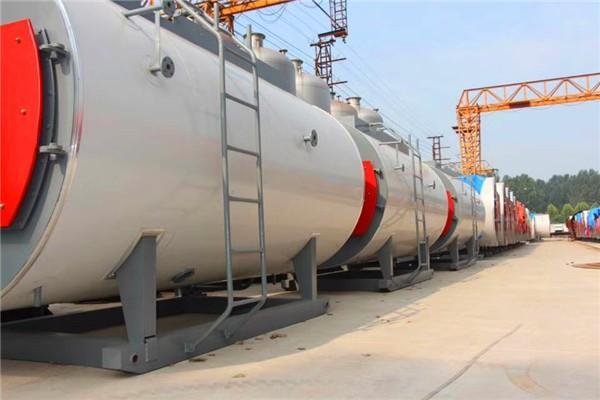 20吨燃气锅炉