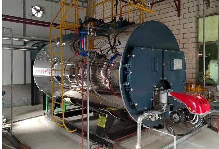 15吨燃气锅炉