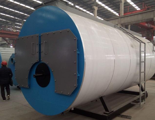 1.4MW热水锅炉