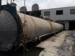 蒸压釜在加气混凝土行业中运用