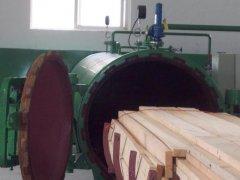 木材防腐蒸压釜