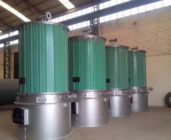 立式导热油锅炉