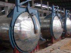 蒸压釜设备磁粉检测几种缺陷情况分析
