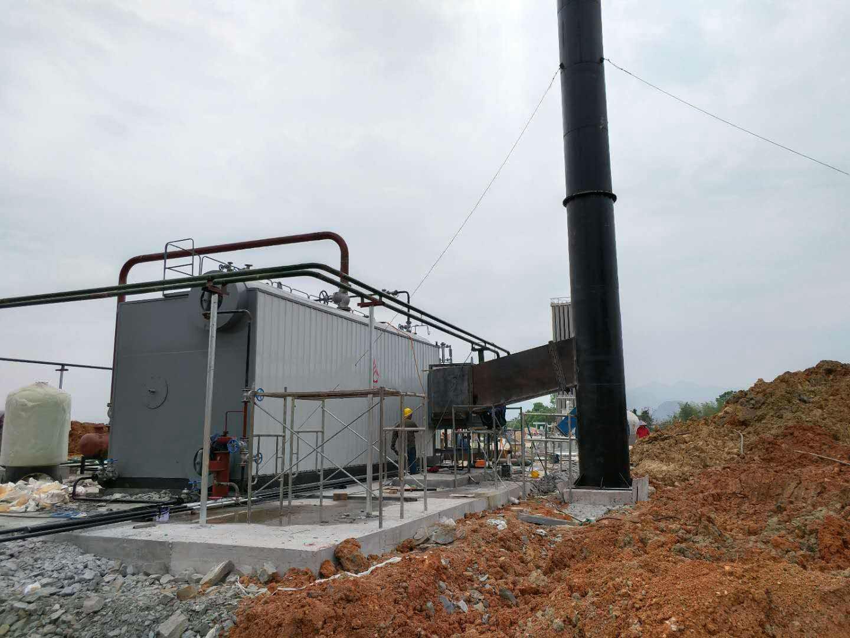 10吨热水锅炉